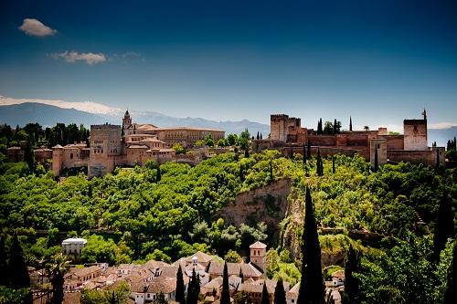 Turismo en Andalucía