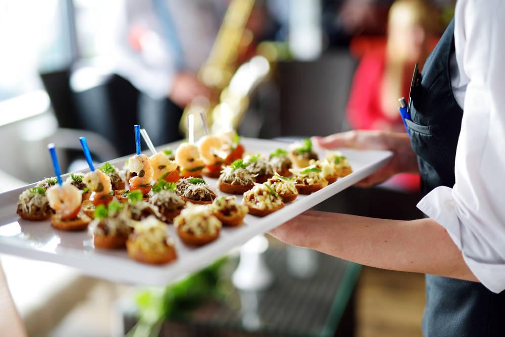 Fundamental, un catering profesional