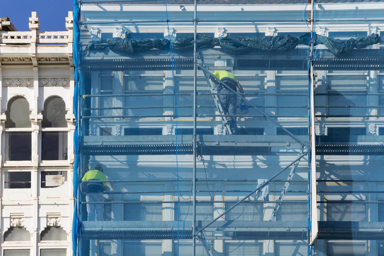 Rehabilitar, la única opción para las pequeñas empresas de la construcción