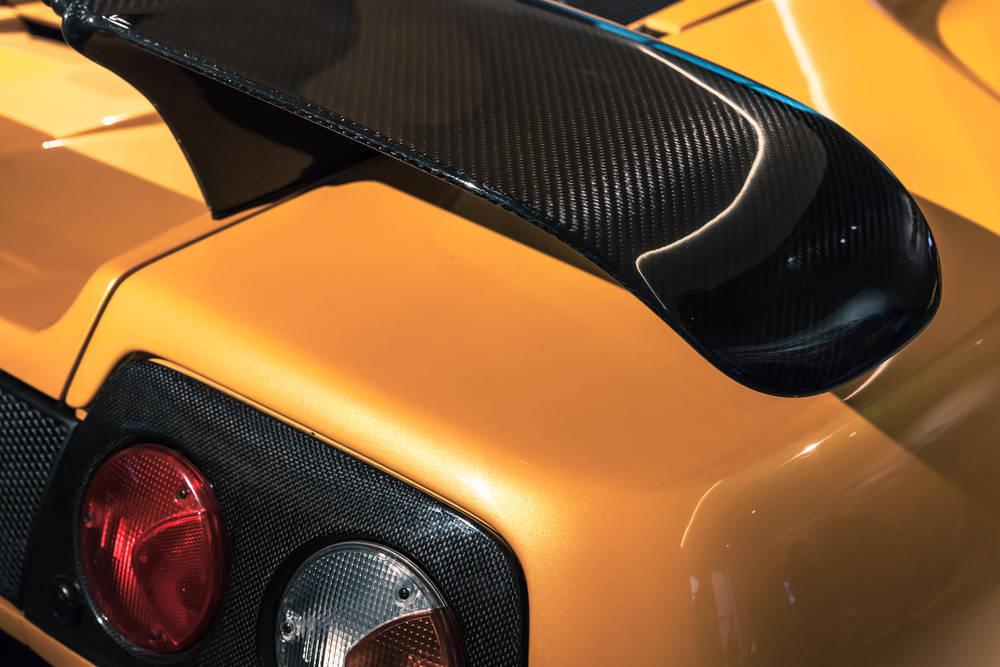La fibra de carbono en el mundo del automóvil