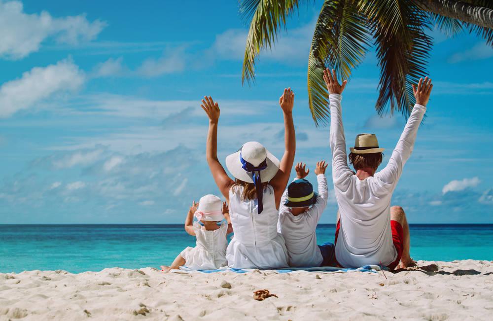 Di adiós al estrés, escápate unos días de vacaciones con los amigos o la familia