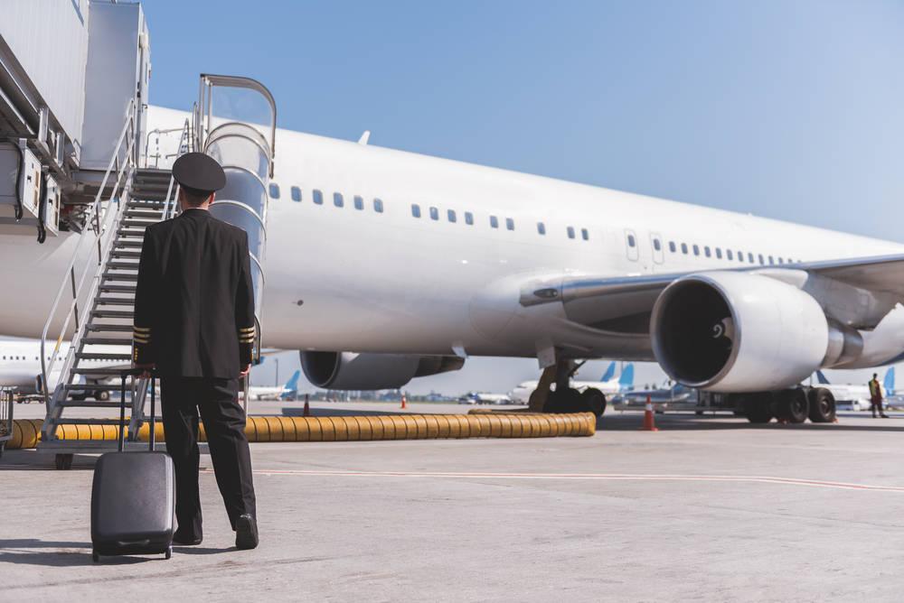Los pilotos aéreos se ganan su sueldo con creces