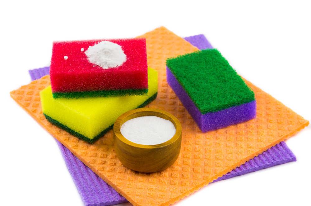 Alternativas a los productos de limpieza