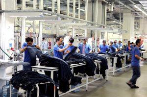 El sector textil, al alza en nuestro país